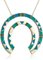"""House Of Harlow Nelli Pendant Necklace, 28"""" + 4"""" Extender"""