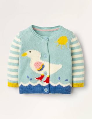 Fun Knitted Cardigan