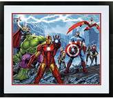 Dimensions Paint Works 73-91517 Avengers Assemble Paint by Number Kit by Paint Works