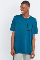 Nike Tech Knit Green Abyss Pocket T-shirt