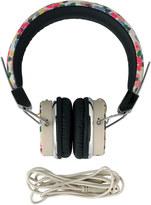 Cath Kidston Painted Pansies Printed Headphones
