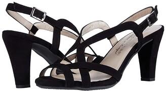 Eric Michael Veronika (Black) Women's Shoes