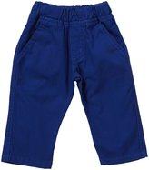 Charlie Rocket Light Weight Twill Pants (Baby) - Cobalt-3-6 Months