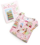 Books To Bed Baby's, Toddler's & Little Girl's Princess & The Pea Nightgown