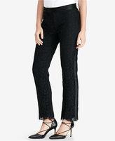 Lauren Ralph Lauren Lace Tuxedo Pants