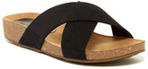 Rock & Candy Caragan Cross Band Slide Sandal