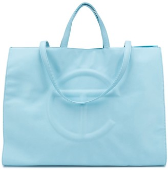 Telfar Shopping large tote