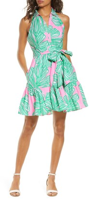 Lilly Pulitzer Trisha Stretch Shirtdress