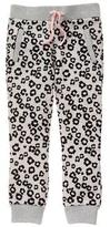 Gymboree Leopard Sweatpants