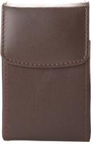 Royce Leather Vertical Framed Card Case 423-5