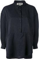 Henrik Vibskov Beatle shirt - women - Silk/Cotton - XS/S
