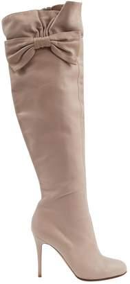 Christian Dior Black Patent leather Sandals