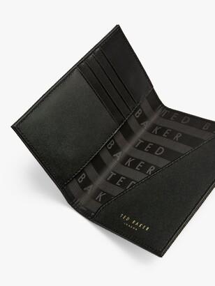 Ted Baker Artaa Coated Leather Passport Holder