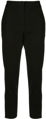 Iceberg Cropped Slim-Fit Trousers