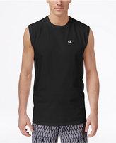 Champion Men's Jersey Sleeveless T-Shirt