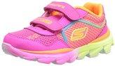 Skechers 80683N Go Run Ride - Lil Rider Athletic Running Shoe (Toddler/Little Kid)