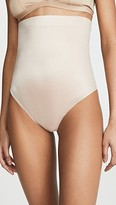Spanx Suit Your Fancy High Waisted Thong