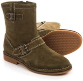 Hush Puppies Aydin Catelyn Boots - Suede, Side Zip (For Women)