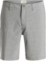 Quiksilver Waterman Men's Vagabond 2 Plaid Shorts