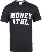 Money Athletic Navy Crew Neck T-shirt