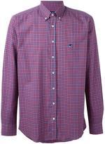 Etro plaid shirt