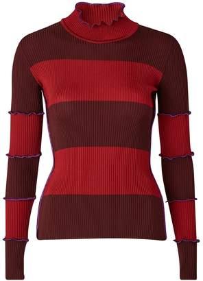 Koché Striped jumper