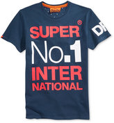 Superdry Men's International Graphic-Print T-Shirt