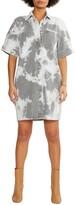 Thumbnail for your product : ÉTICA Pia Denim Shirtdress