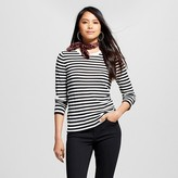 Who What Wear Women's Perfect Crew