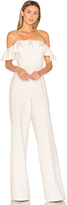Jay Godfrey Biondi Jumpsuit in Ivory. - size 2 (also in )