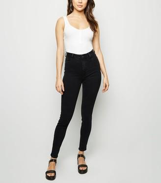 New Look High Waist Super Skinny Jeans