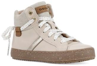 Geox x WWF Girl's Kalispera Sneakers