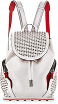 Christian Louboutin Explorafunk Studded Leather Backpack