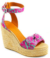 Marc by Marc Jacobs Pretty Knot Espadrille Wedge Sandals
