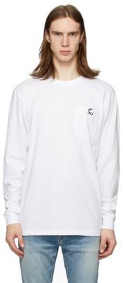 Cobra S.C. White Logo Long Sleeve T-Shirt