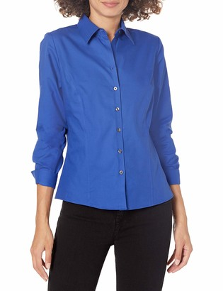 Cutter & Buck Women's Epic Easy Care Long Sleeve Fine Twill Collared Shirt