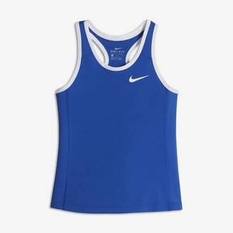 Nike Big Kids' (Girls') Tank Dry Miler