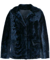 Sylvie Schimmel reversible fur jacket
