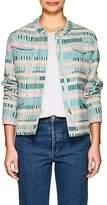 TOMORROWLAND Women's Tweed Belted Jacket