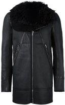 Rick Owens 'Showtek' coat