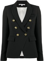 Veronica Beard long sleeve double-breasted blazer
