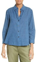 The Great Women's The Swing Oxford Shirt