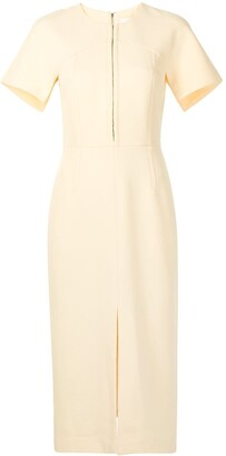 Dion Lee Crepe Shift Dress