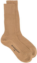 Givenchy classic ribbed ankle socks