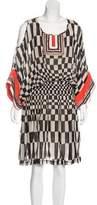 Vineet Bahl Embellished Katan Dress w/ Tags