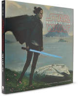 Abrams The Art Of Star Wars: The Last Jedi Hardcover Book