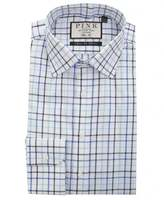 Thomas Pink Meyers Tattersall Check Shirt