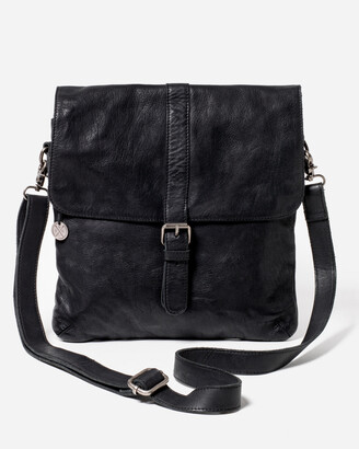Stitch & Hide - Women's Black Leather bags - Berlin Bag - Size One Size at The Iconic