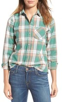 Current/Elliott Women's The Slim Boy Shirt