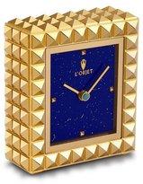 L'OBJET Pyramide Gold Clock